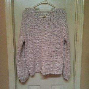 Kaisely Chunky Cream Sweater